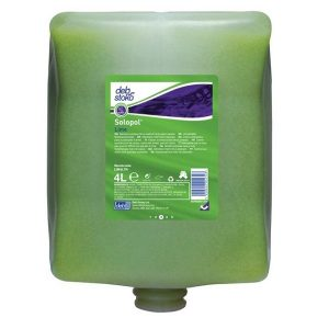Lime Wash HD Hand Cleaner w Cormeal x 4L refill