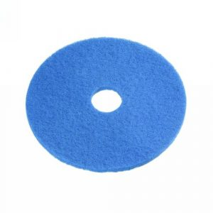 Floor Pad – 400mm – Blue Cleaning