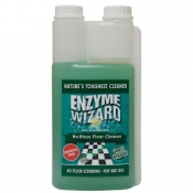 Enzyme Wizard No Rinse Floor Cleaner 1ltr Twin