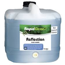 Reflection Window Cleaner x 15L – RapidClean H3