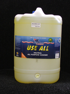 Useall pH Neutral Cleaner x 25L