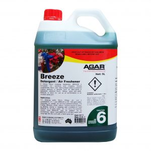 Agar Breeze odour masking powerful cleaning 5L