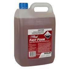 Grease Express Fast Foam Oven Cleaner 5L