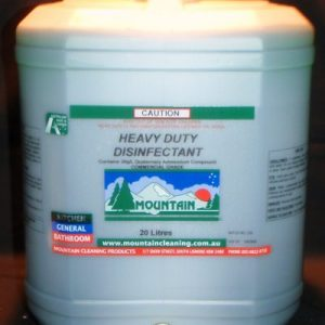 Microclean Heavy Duty Disinfectant x 20L