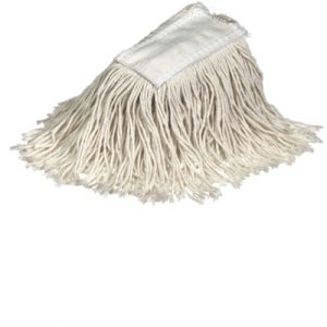 Hand Duster Mop – Cotton Refill Fringe