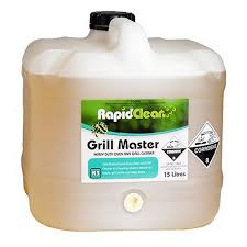 Grill Master Oven Cleaner x15L – RapidClean K3