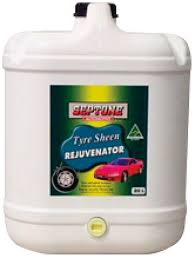 Tyre sheen 20L – silicone free