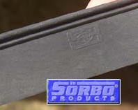 Squeegee Rubber 10″/25cm – Sorbo