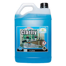 Clarity A/Bac Glass/Surface Cleaner 5lt