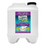 Enzyme Wizard Toilet Bowl/ Bathroom Cleaner 20ltr