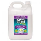 Enzyme Wizard Toilet Bowl/ Bathroom Cleaner 5ltr
