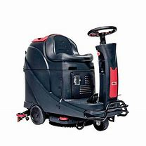 Viper AS530R ride on Battery Scrubber/Dryer